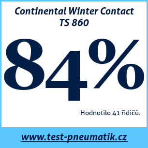 Test pneumatik Continental WinterContact TS 860
