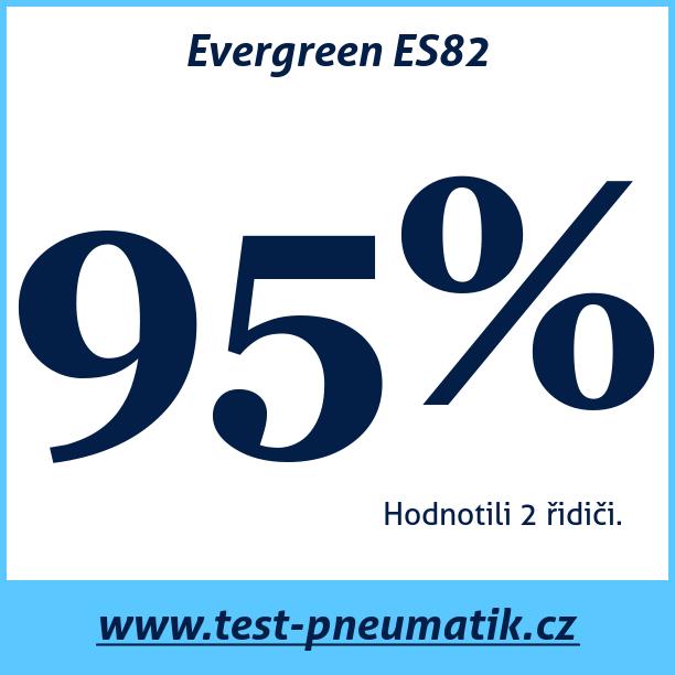 Test pneumatik Evergreen ES82