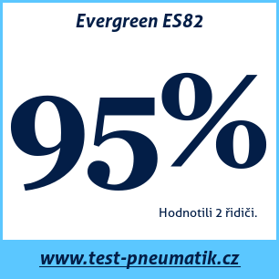 Test pneumatik Evergreen ES82