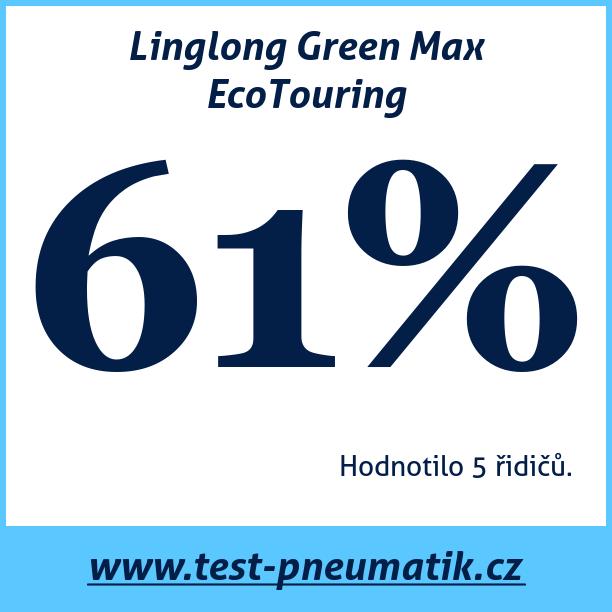 Test pneumatik Linglong Green Max EcoTouring