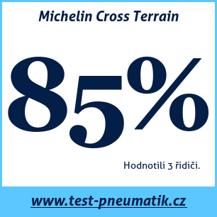 Test pneumatik Michelin Cross Terrain