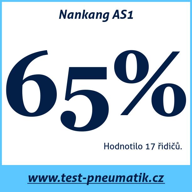 Test pneumatik Nankang AS1