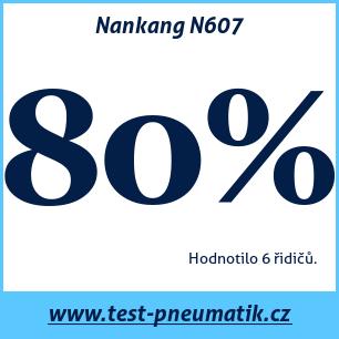 Test pneumatik Nankang N607