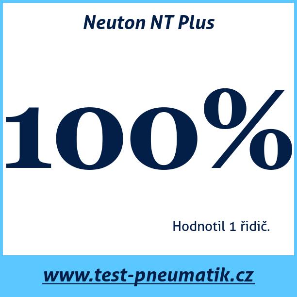 Test pneumatik Neuton NT Plus