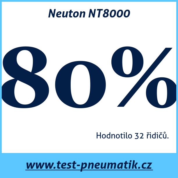Test pneumatik Neuton NT8000
