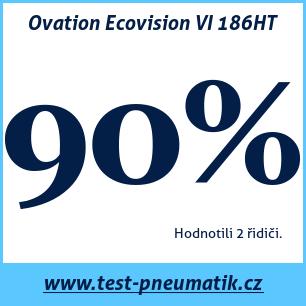 Test pneumatik Ovation Ecovision VI 186HT