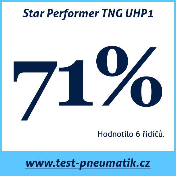 Test pneumatik Star Performer TNG UHP1