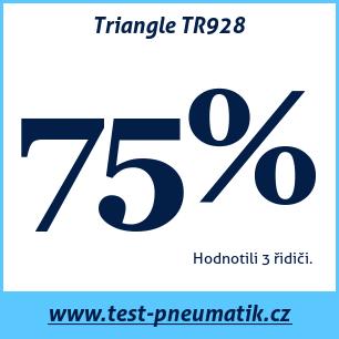 Test pneumatik Triangle TR928
