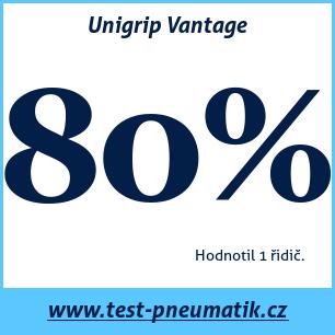Test pneumatik Unigrip Vantage