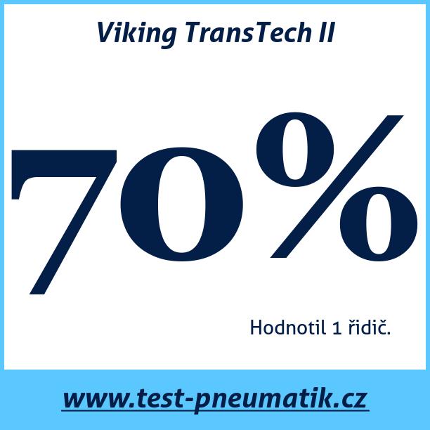 Test pneumatik Viking TransTech II