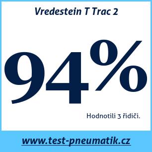 Test pneumatik Vredestein T Trac 2