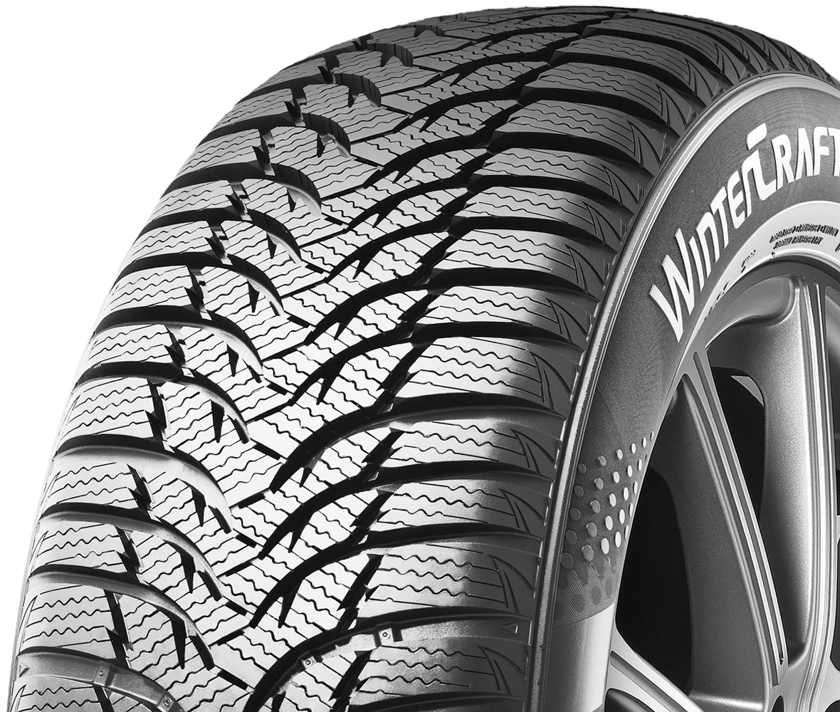 Test zimních pneumatik Kumho Winter Craft WP51